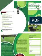 2013 Pony Bird Annual Golf Tournament