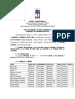 Edital de Reopção nº 44-2013-2 Campi Maceió - Arapiraca e Sertão