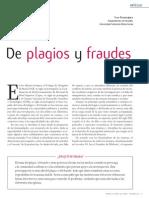 Artigo Ciencia Hoy Plagios y Fraudes