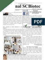 Jornal SCBiotec - Edição 7 - Agosto 2013