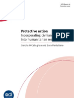 Protective Action Incorporating Civilian Protection Into Humanitarian Response