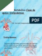 Clase de Apoyo. Dislipidemia