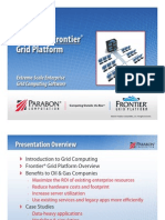 Parabon's Frontier®