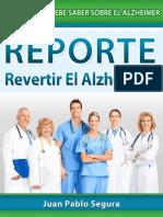 Reporte Como Revertir El Alzheimer