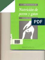 Nutricion de Perros y Gatos
