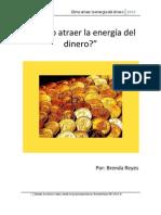 Curso_¿Como atraer la energía del Dinero