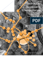 Shifting to Sustainable Transport Report June 2009