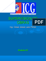 Supervision Obras Ayacucho