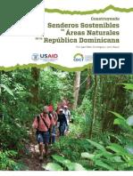 Construyendo Senderos Sostenibles en áreas Naturales de la República Dominicana