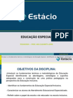 Aula_01 - educação especial