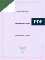 CUADERNO DE BITÁCORAS DEL SEMILLERO DE ARTÍSTICA.