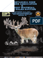 2013 Midwest Select Whitetail Breeder Auction Catalog