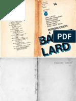 Lacroix_Introducción a Bachelard