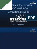 Presentación Belzona en la Industria Electrica