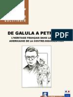 De Galula à Petraeus - L'héritage français dans la pensée américaine de la contre-insurrection