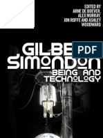 Simondon & Technology