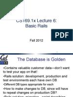 Handouts Slides Basic Rails