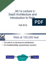 Handouts Slides Introduction to Rails