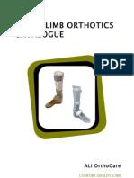 Orthotics Catalog