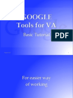 Google apps basic Tutorials