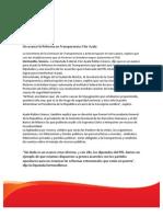 23-08-2014 BOLETÍN REFORMA DE TRANSPARENCIA