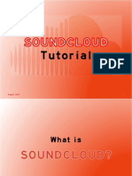Soundcloud Tutorial