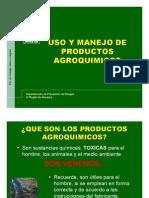 Agroquimicos y Cyanamida