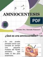 Amniocentesis =D