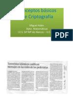 11 Criptografia Basica