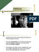 Serge Gainsbourgffff