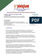 Ansiedad y depresión en el juego patológico (revista)