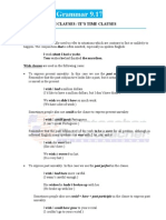 English Advanced 9.17
