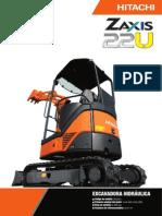 Hitachi ZX22U-2