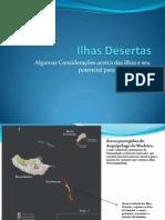 Ilhas Desertas (Final) Eco turismo