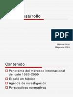 Café y desarrollo_May09