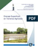 Drenaje Superficial en Terrenos Agricolas