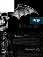 Digital Booklet - Hail to the King