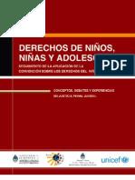 senaf & unicef - cuadernillo_justicia_penal_juvenil
