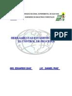 145957045 Herramientas Estadisticas Para El Control de Procesos