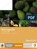 Monografia Aguacate Mexico
