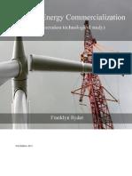 Comercializacion Energia Renovable