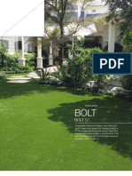 """Shaw Southwest Greens """"Bolt"""" 80 Synthetic Grass"""