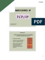 Tema 06 - Direcciones IP