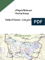Excursion Tesorero - Picos de Europa ( en pdf )
