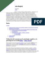 Definicion de Complejo en Spicologia