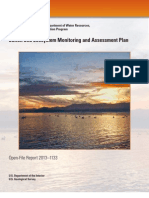 Salton Sea Assessment Plan
