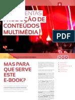 eBook Ferramentas Produção de Conteúdos Multimédia - Beat Digital