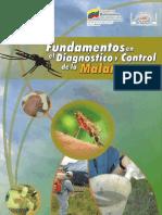 Fundamentos Diagnostico y Control Malaria[1]