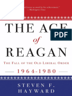 The Age of Reagan, by Steven F. Hayward - Excerpt