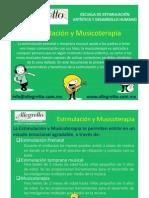 Estimulación y Musicoterapia